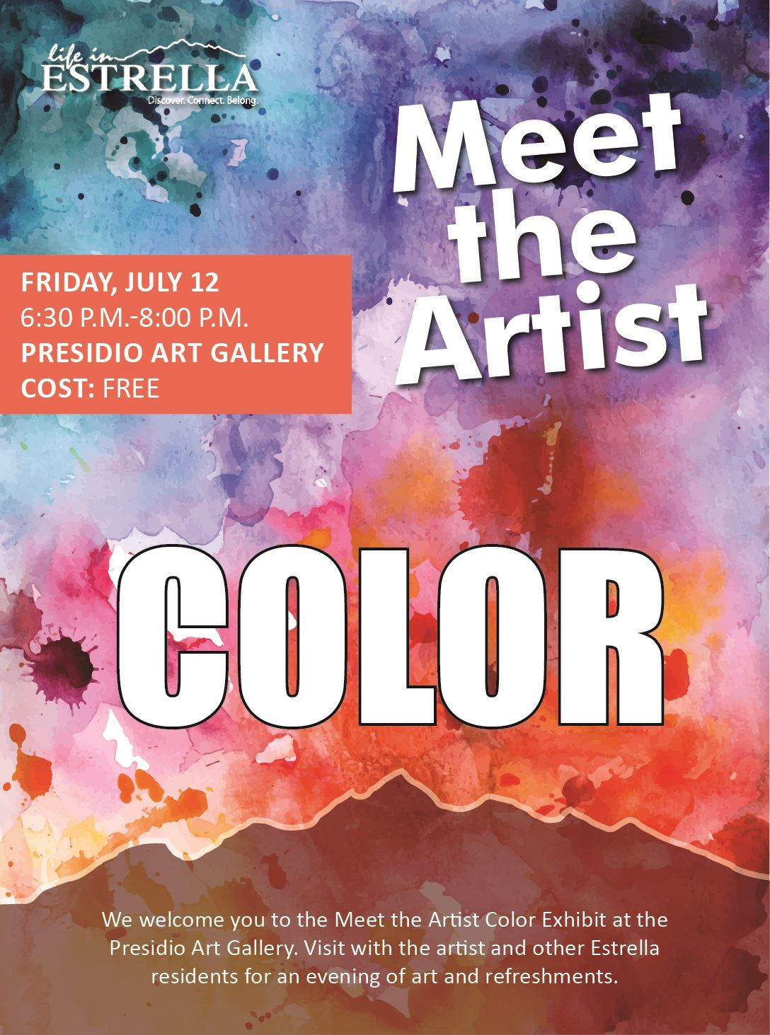 COLOR Meet The Artist