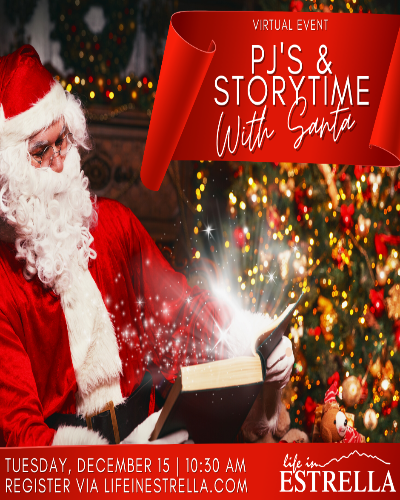 PJs and Storytime with Santa